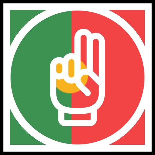 Língua Gestual Portuguesa B2.1 [Independente]