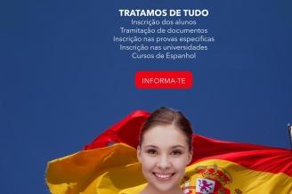 Apoio nas Candidaturas ao Ensino Superior Espanhol
